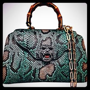 36916140644cad Women Gucci Crystal Handbags on Poshmark